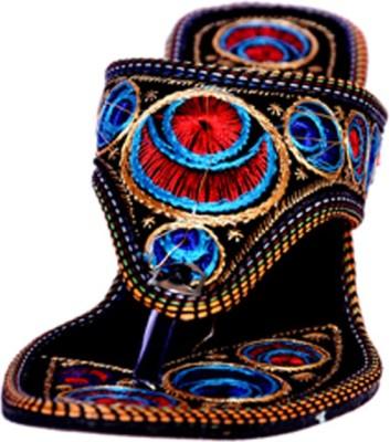 Indcrown Women Multicolor Heels