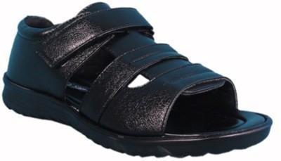 Majesty Men Black Sandals