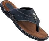 Vestire Men Black Sandals