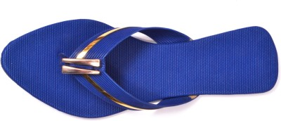 RAC Footwear Girls, Women Blue Flats