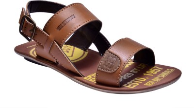 BestBuy Stellar Men Brown Sandals