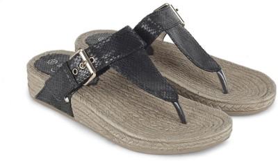 My Foot Women Beige, Black Flats