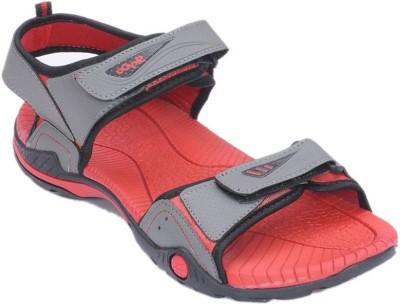 Jabra Men Grey Sandals