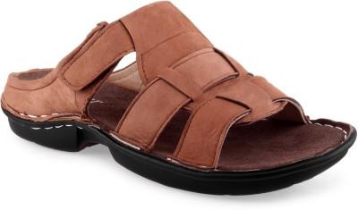 Recur Men Tan Sandals