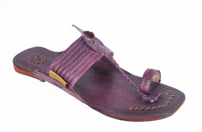 Paytaan Men Purple Sandals