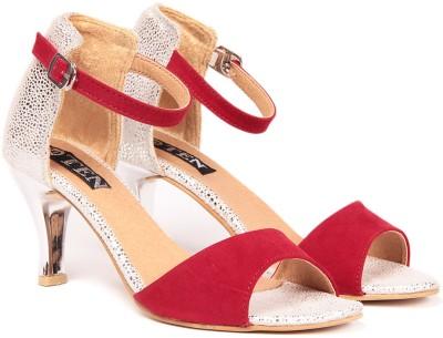 TEN Women Red Heels