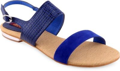 Shuz Touch Women Blue Flats