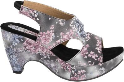 Fashion Feet Women Multicolor Wedges