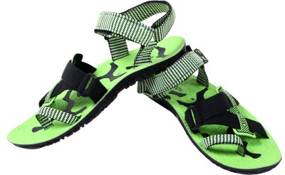 Arcil Men Green Sandals