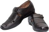 Skoene Men Black Sandals