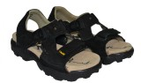Tim Land Men Black Sandals