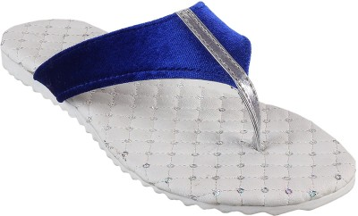 GELUKKIG Girls Blue Flats
