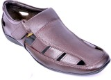 Peponi Men Brown Sandals