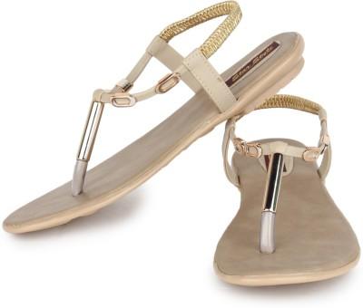 Star Style Women Beige Flats