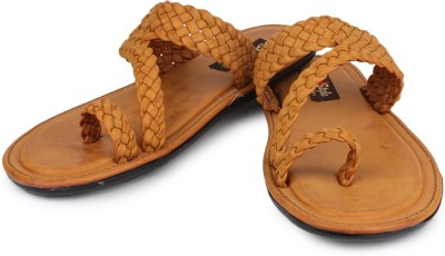 Star Style Men Tan Sandals
