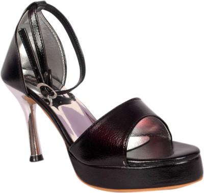 Studio 9 Women Black Heels