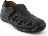 Vebero Men BLACK Sandals