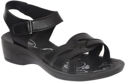 Hispeed Women Black Heels