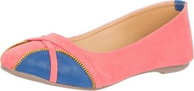 KEVIN SPADE Women Pink Flats