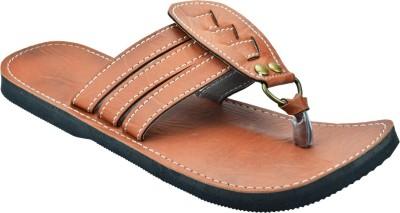 Paavdi Men Brown Sandals