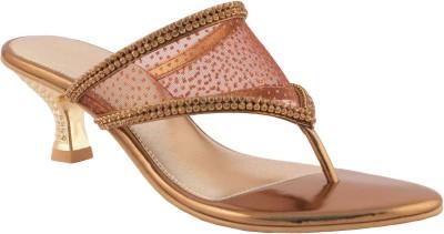 Liza Women Brown Heels
