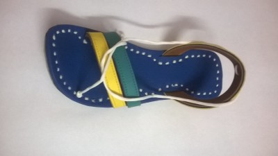 PRINCE CREATION Girls Blue Flats
