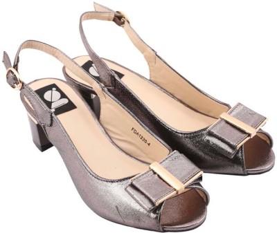 Gossip Women Grey Heels