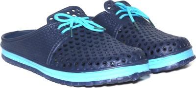 Craze Shop Men Blue, Grey Sandals