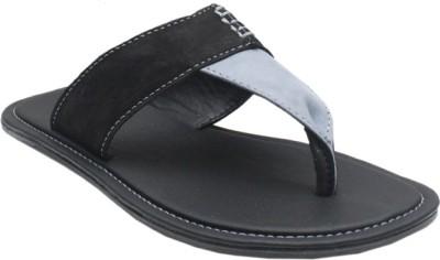 Jack Don Men Black, Grey Sandals