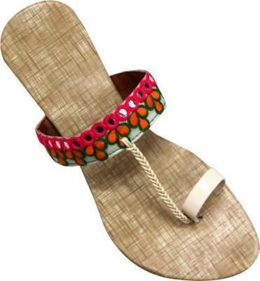 Vasnm Women Multicolor Flats