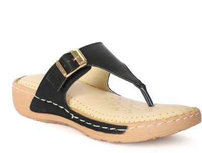 Tic Tac Toe Women Black, Black Flats