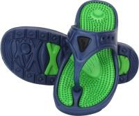 Kacey Men Green Sandals