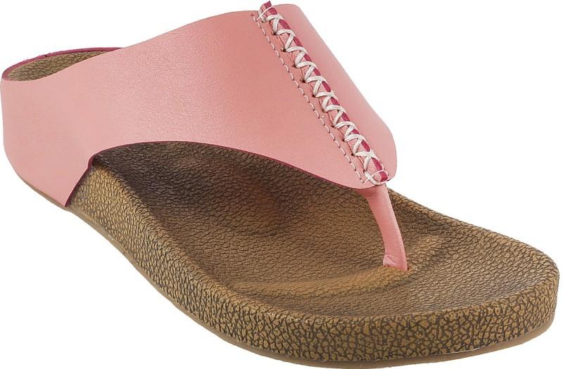 MSL Women Pink Flats