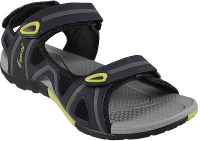 F Sports Men Yellow Sandals