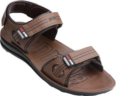 VKC Men Brown Sandals