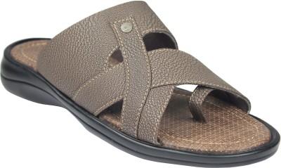 Leatherworld Men Camel Sandals