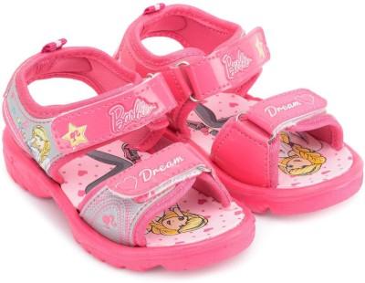 Barbie Girls Sports Sandals at flipkart