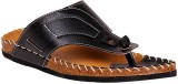 Haroads Men Black Sandals