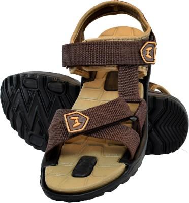 TASCO Men Brown Sandals