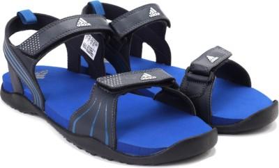 Adidas HEWIS Men Blue Sandals