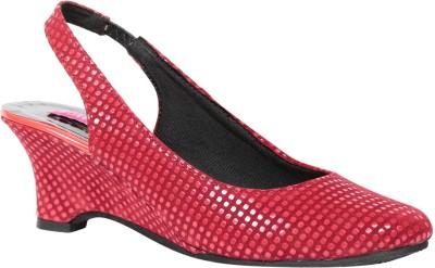 Butterfly Women Red Heels
