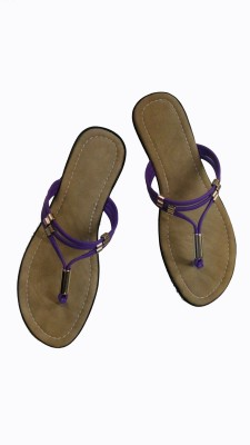 vincent classic Girls Purple Flats