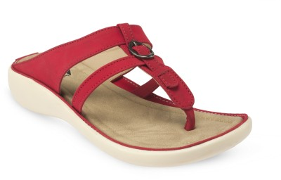 Repose Women Red Flats