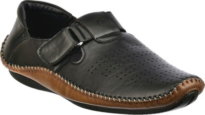 MBH Men Black Sandals