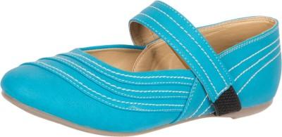 KEVIN SPADE Women Blue Flats