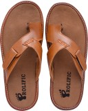 Prolific Men Tan Sandals