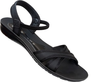 Vkc Girls Black Flats