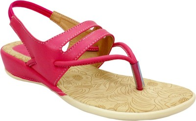 Russo Fashion Women Pink Flats