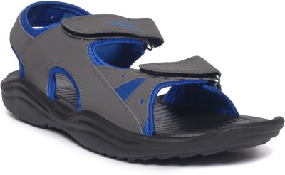 M&H Men Grey, Blue Sandals