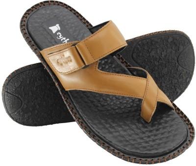 Cythos Moist Men Tan Sandals